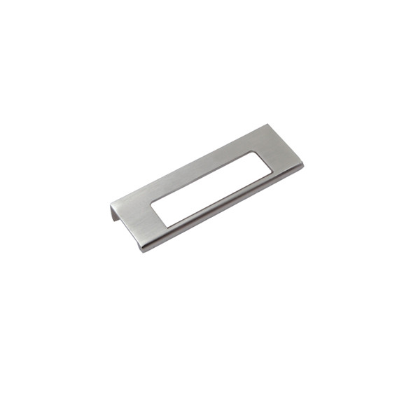 Durable Hollow Design Rectangle Furniture Handle