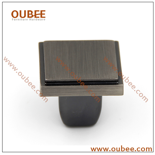 china-supplier-square-zinc-alloy-knobs