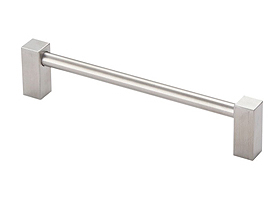 Solid Stainless Steel Handles