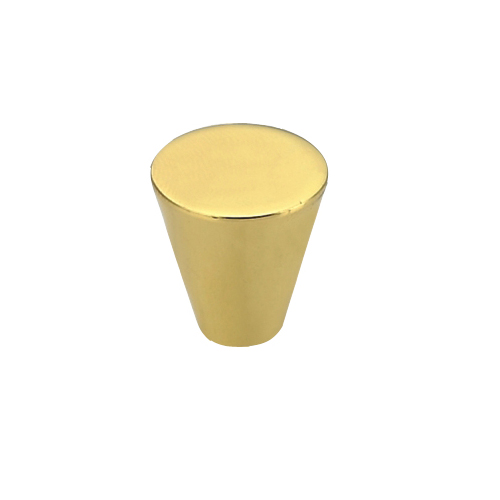 Gold Plating Brass Cabinet Knobs