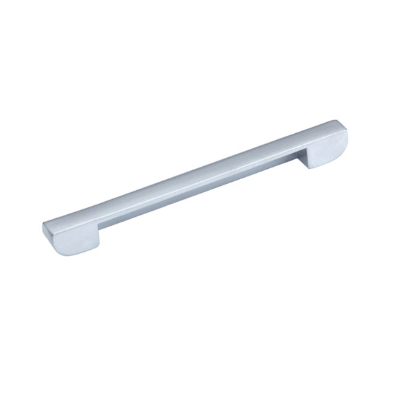 Mm Kitchen Door Cabinet T Bar Pull Handle Knob Satin Nickel