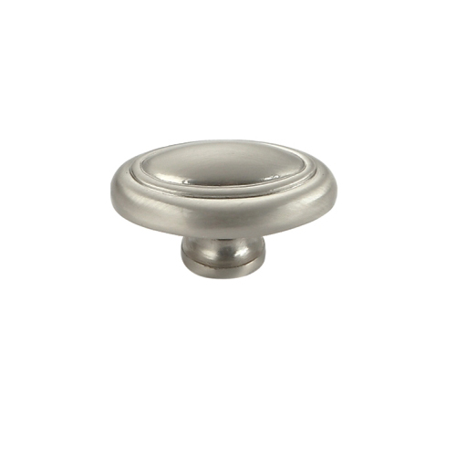Simple Zamak Oval Unique Cabinet Door Knobs