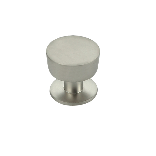Zinc Alloy Furniture Knobs Round