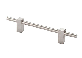 Round Solid Stainless Steel Funiture Handles And Knobs