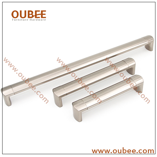 Aluminium Hollow Tube D Decorative Handle