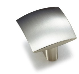 Nickel-plated-furniture-knob